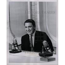 1962 Press Photo Merv Griffin TV host Tonight program - RRW22021
