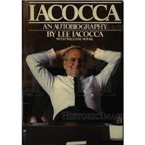 Press Photo Iacocca Lee William Novak Autobiography - RRW72931