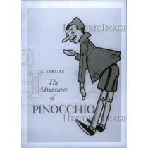 Press Photo Carlo Collodi Adventures Pinocchio - RRX46721