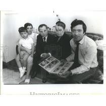 1985 Press Photo Dorel Catarama