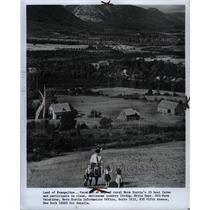 1974 Press Photo Nova Scotia Canada - RRX64521