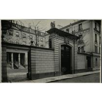 Press Photo German Embassy Building Paris, France - RRX75869