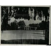1929 Press Photo home James and Dolly Madison Orange - RRX62959