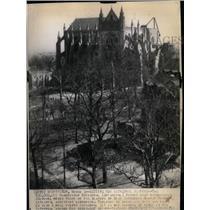 1944 Press Photo Murder at Washington Cathedral - RRX70707