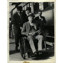 1933 Press Photo World Fame Jurist Home Washington - RRW20707