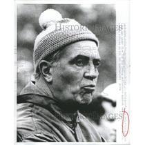1971 Press Photo Don McCafferty Baltimore Coach - RSC28091