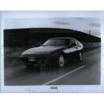 1986 Press Photo Porsche 924 - RRX54971