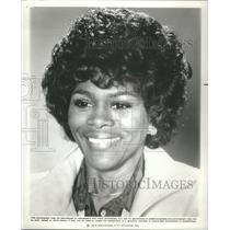 1979 Press Photo Cicely Tyson,actress - RSC84785