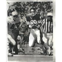 1978 Press Photo Bears James Scott (Football) - RSC49439