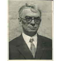 1925 Press Photo George Harvey, Former Editor of the Washington Post - XXB12025
