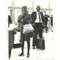 1966 Press Photo O'Hare International Airport Chicago - RRU80647