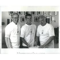 Press Photo Hadley School For Blind Fundraiser Actor ODonnell - RSC76537