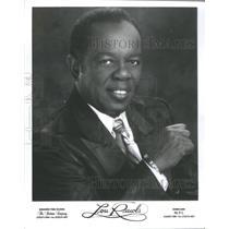 Press photoLou Rawls American jazz and soul singer - RSC94985