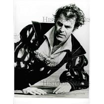 1980 Press Photo director Actor Maximilian Schell - KSB13777