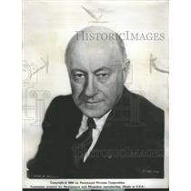 1956 Press Photo Cecil B. De Mille American Film Director & Producer - RSC70665