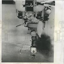 1956 Press Photo New Anti Submarine Weapon Wilkinson - RRW42205