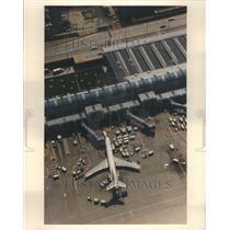 1990 Press Photo Plane - RRU80657