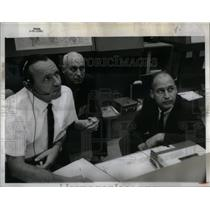 1965 Press Photo Christopher C. Kraft NASA Engineer - RRX24309