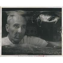 Press Photo Dr Archie Carr Turtle