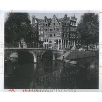Press Photo Amsterdam, Holland - RSH82683