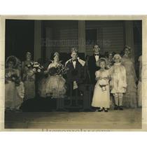 1932 Press Photo Festival of States 1932. - RSH97175