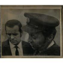 1973 Press Photo Gordon Mitchell great Britain Alan di - RRX00861