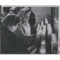 1970 Press Photo Memorial Mass for Cardinal Cushing in Boston
