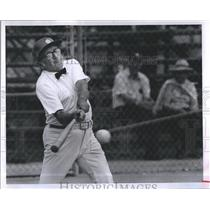 1980 Press Photo Ray Uhler Baseball Coach Player - RSH98559