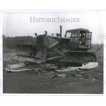 1957 Press Photo Ford Motor Company Dearborn Michigan