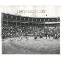 1955 Press Photo Countries American Traditional Spain - RRR83705
