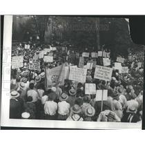 1930 Press Photo United States Detroit River Seat Wayne - RRR85657