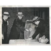 1936 Press Photo Drugs Destruction Committee - RRR86205