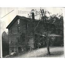 1937 Franklin, Michigan Press Photo - RRR87575