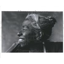1993 Press Photo Michiganian Fannie Dell Peeples