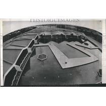 1965 Press Photo Cowboy Hall Of Fame Western Heritage - RRR88929