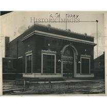 1929 Press Photo Thomas Jefferson Eastwood Michigan - RRR91009