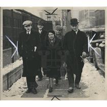 1933 Press Photo Detroit Communists - RRR91281