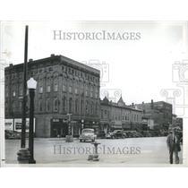 1940 Press Photo Staff Ayer South Cocheau Ave Michigan - RRR94087