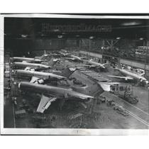 1977 Press Photo Boeing Company
