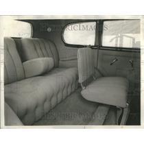 1933 Press Photo Lincoln Model - RRR94981