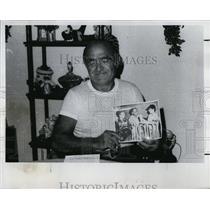 1977 Press Photo Former Yankee Bat Boy John Papp - RSL96651