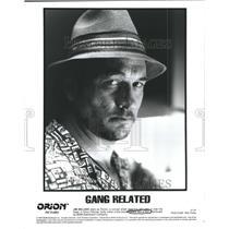 Press PhotoGang Related Crime Film Jim Kouf James Belu - RRR98587