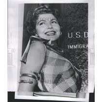 1980 Press Photo Cathy Silvers Actress Author TV Sitcom