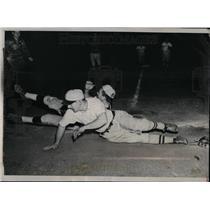 1937 Press Photo Briggs Manufacturing Wins National Softball Tournament