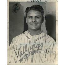 1927 Press Photo Baseball Player Pete Mihalie - nea06252