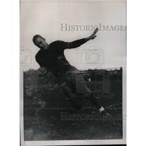 1926 Press Photo Harvard football player, Donald E. Jackson - nea08894