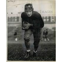 1935 Press Photo Syracuse University Vonnie Albariese Fullback - nea13920
