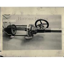 1926 Press Photo Radio Detection Finder