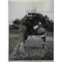 1933 Press Photo NY Univ. guard, John Kohler
