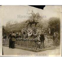 1919 Press Photo Joan of Arc in Paris - nea27286